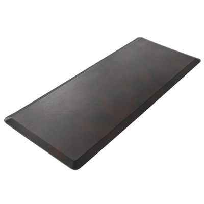 Easy to clean anti fatigue mat for salon