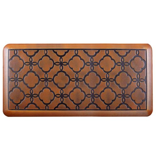 Luxury design anti-slip kitchen floor mats