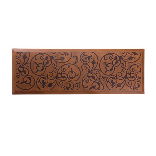 New arrival decorative non-slip kitchen floor mats