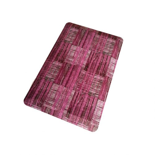 PVC Leather Anti Fatigue Floor Mat With printing